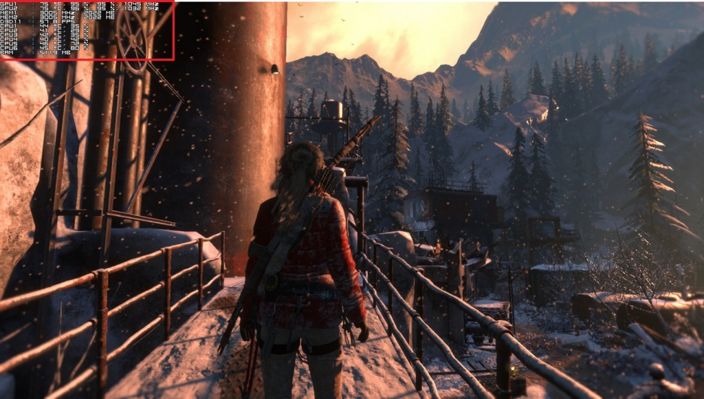 Rise of the Tomb Raider's SLI fix