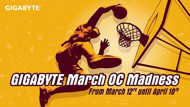 OC Madness Competition
