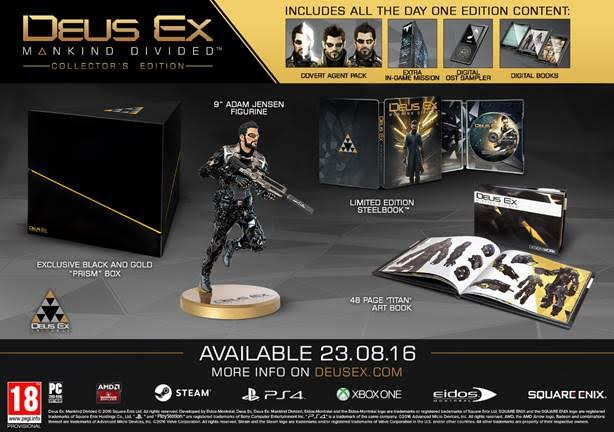 Deus Ex Mankind Divided 1