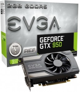EVGA GeForce GTX 950 3