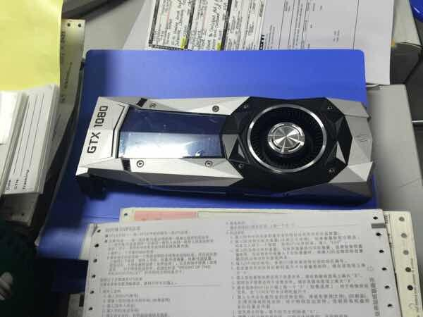 GeForce GTX 1080 Reference Cooler