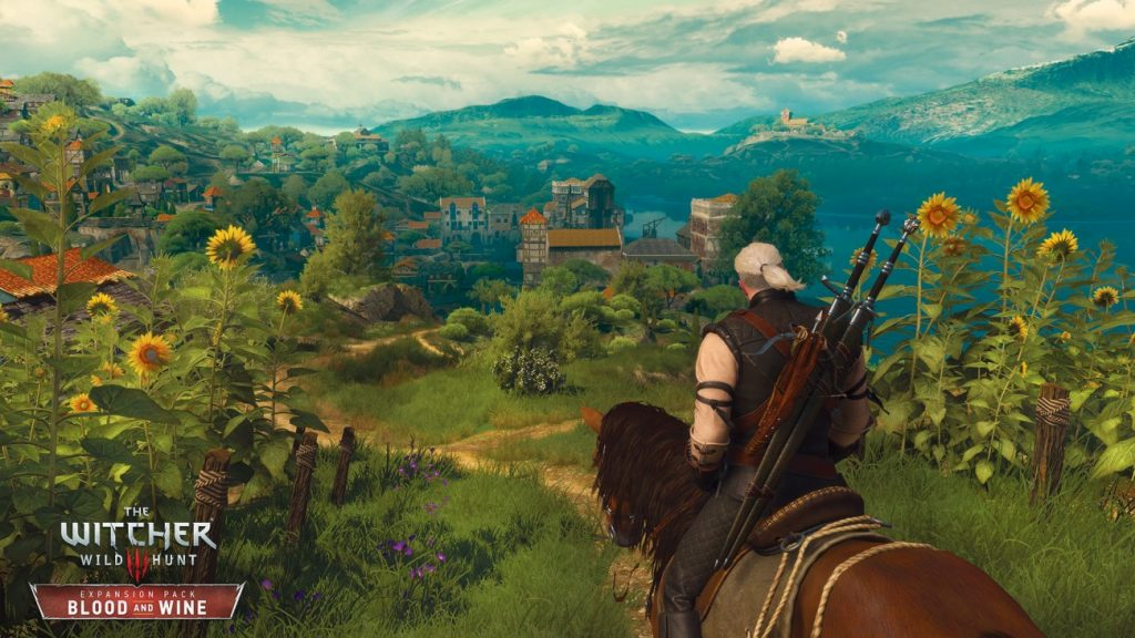 Witcher 3 - Blood and Wine 1