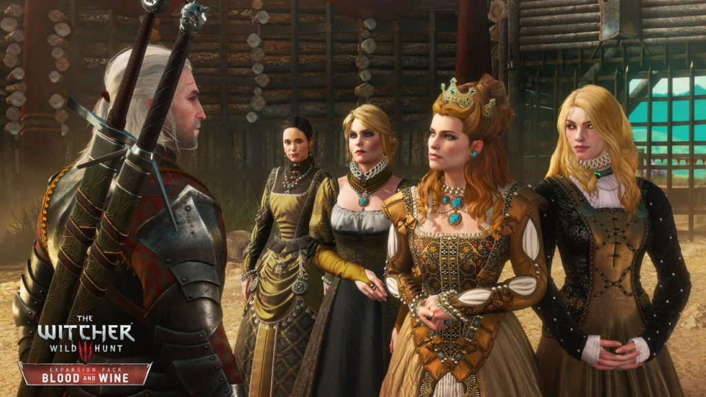 Witcher 3 - Blood and Wine 4