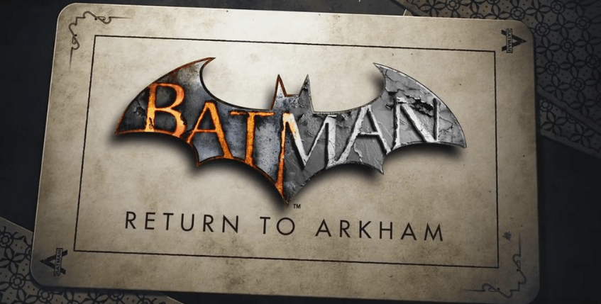 Batman Return to Arkham