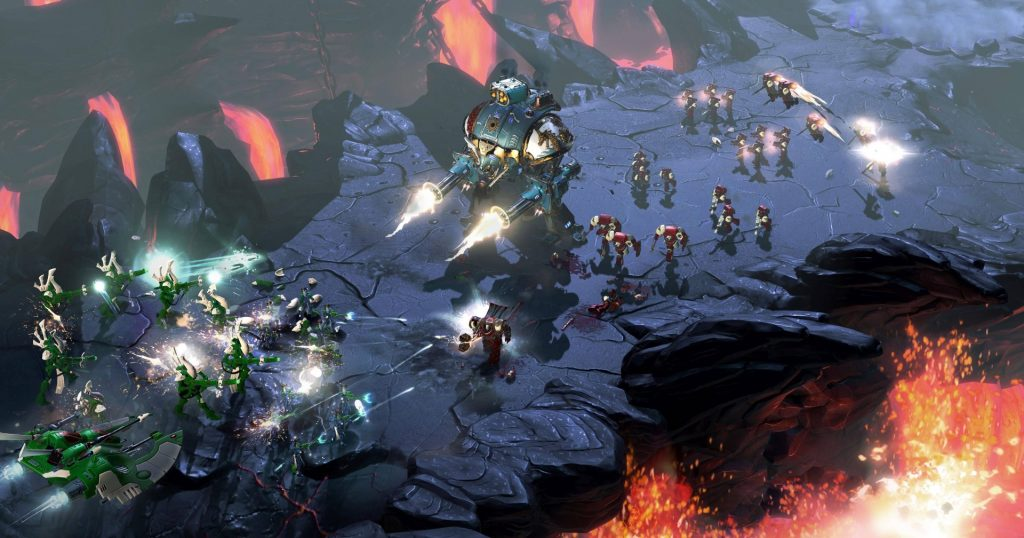 Dawn of War III 1