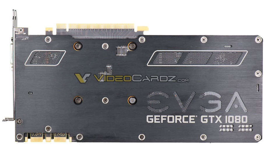 EVGA GeForce GTX 1080 FTW  2
