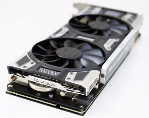 EVGA's GeForce GTX 1080 Superclocked ACX 3.0 4