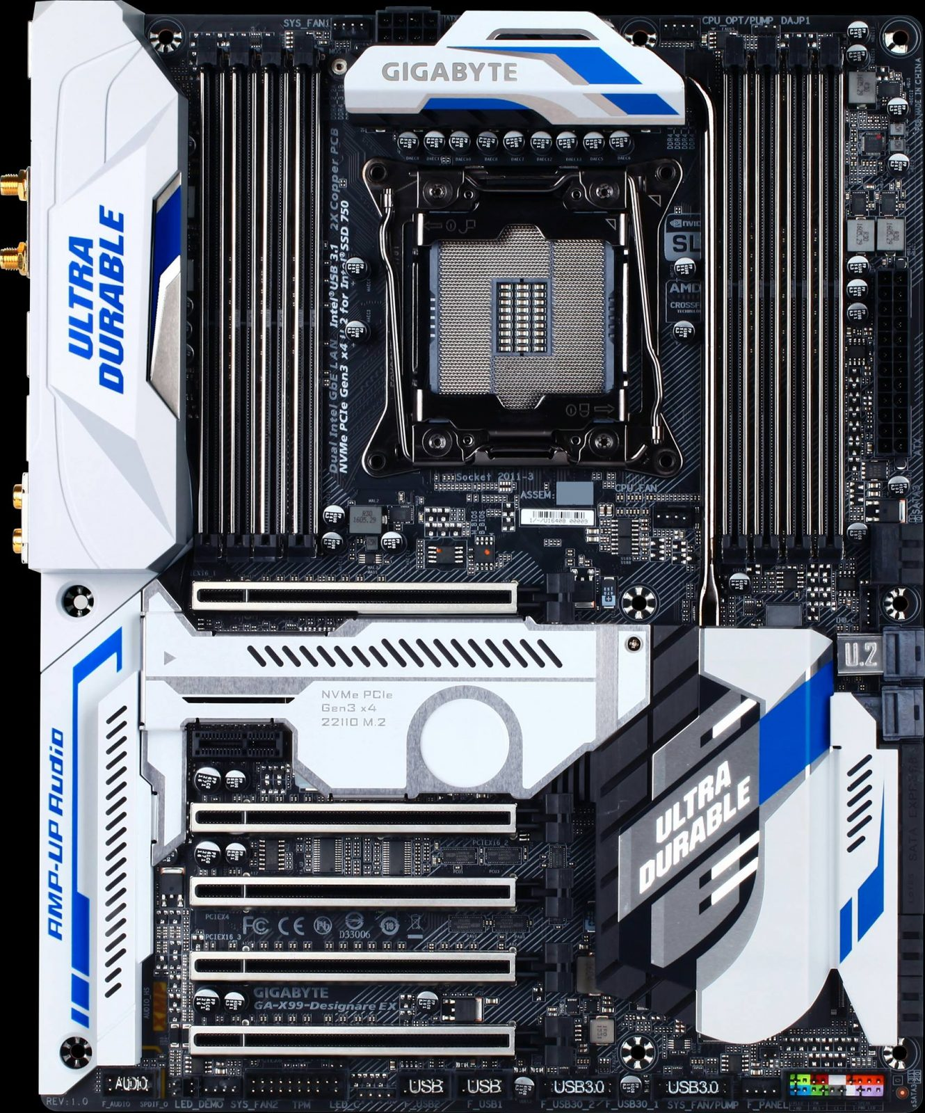 GIGABYTE teases next-gen X99 motherboards to be unveiled at