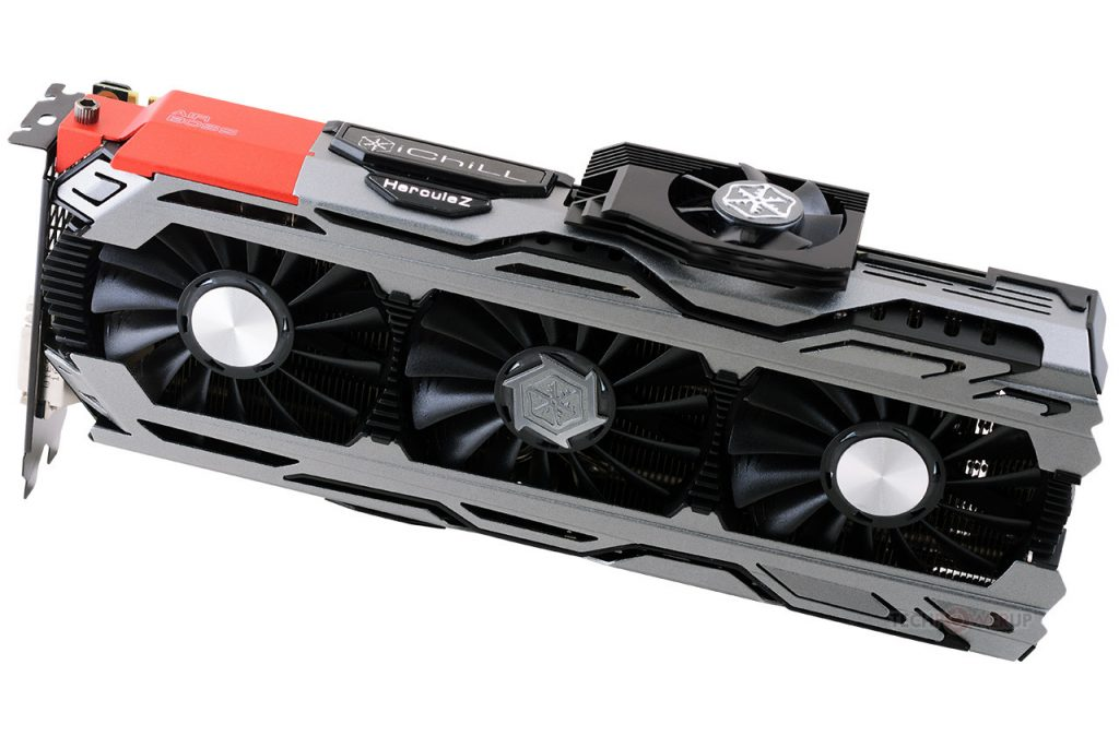 Inno3D GeForce GTX 1080 graphics card 1