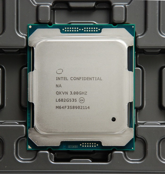 Intel Core i7-6950X Engineering Sample 1