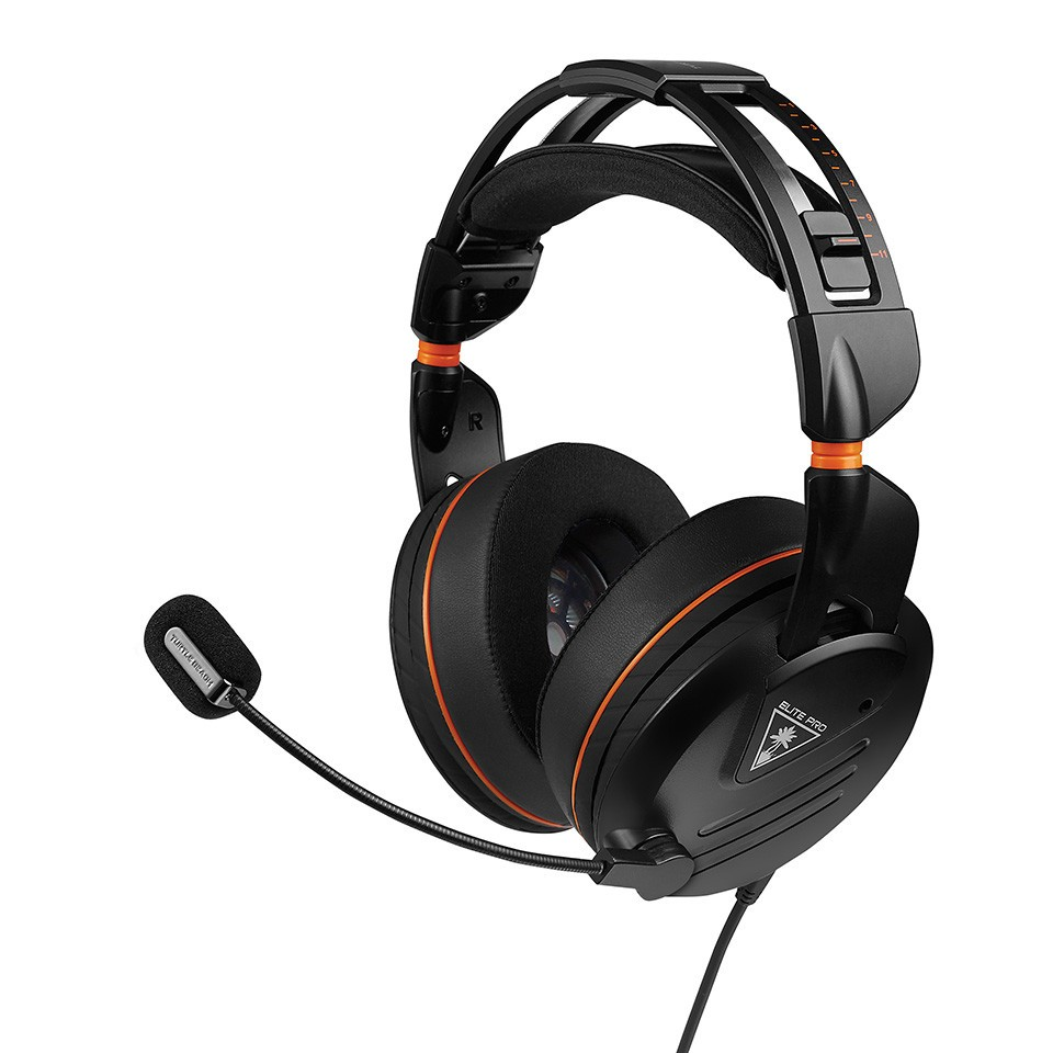 Turtle Beach Elite Pro Tournament Gaming Headset