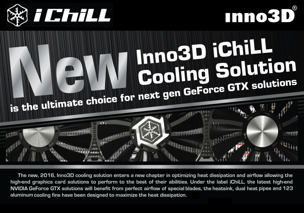 iChill X4 Ultra Cooling Solution 1