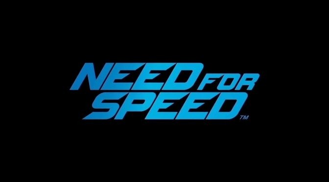 need for speed 2017