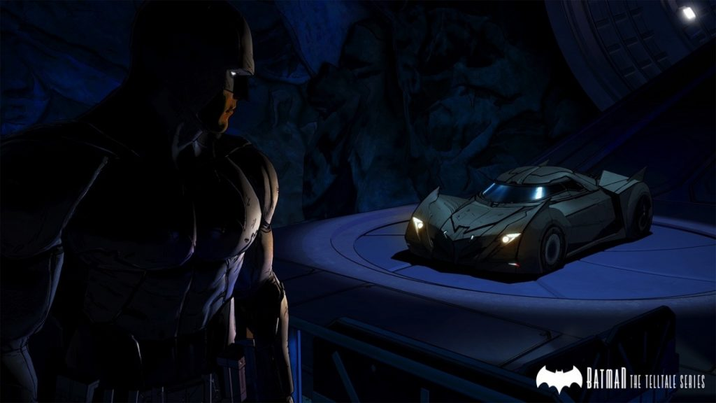 Batman - The Telltale Series 4