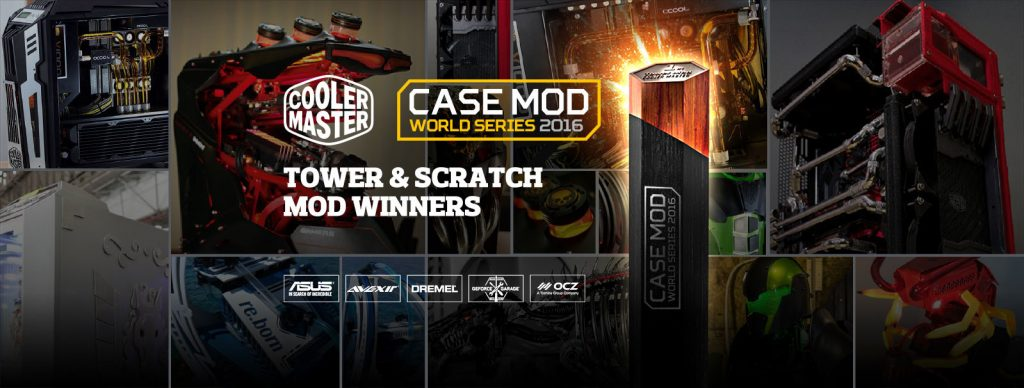 Case Mod World Series 2016