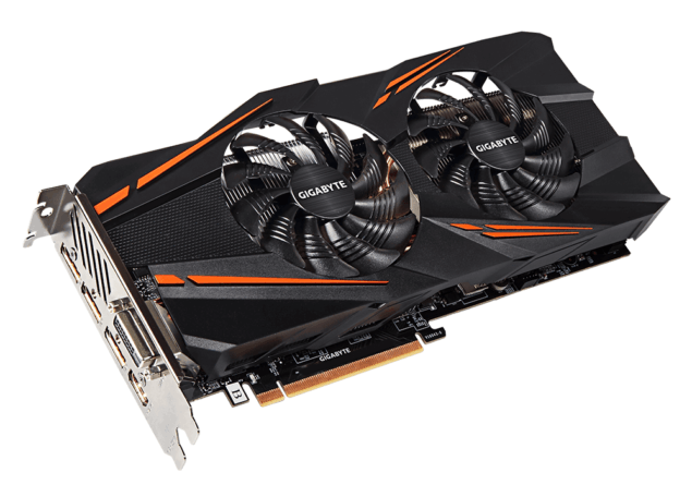 GTX 1070 Windforce OC 1