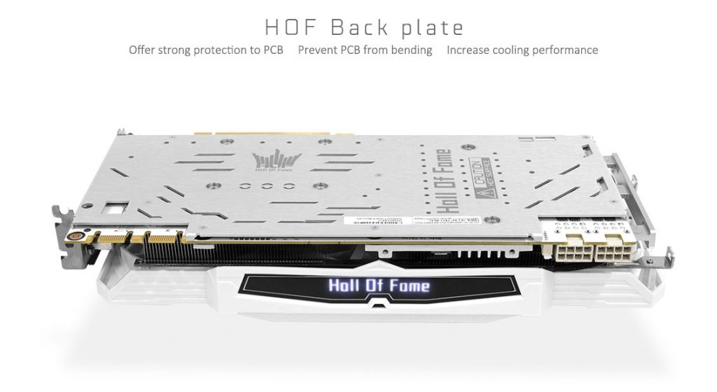 GTX 1080 HOF Limited Edition 1