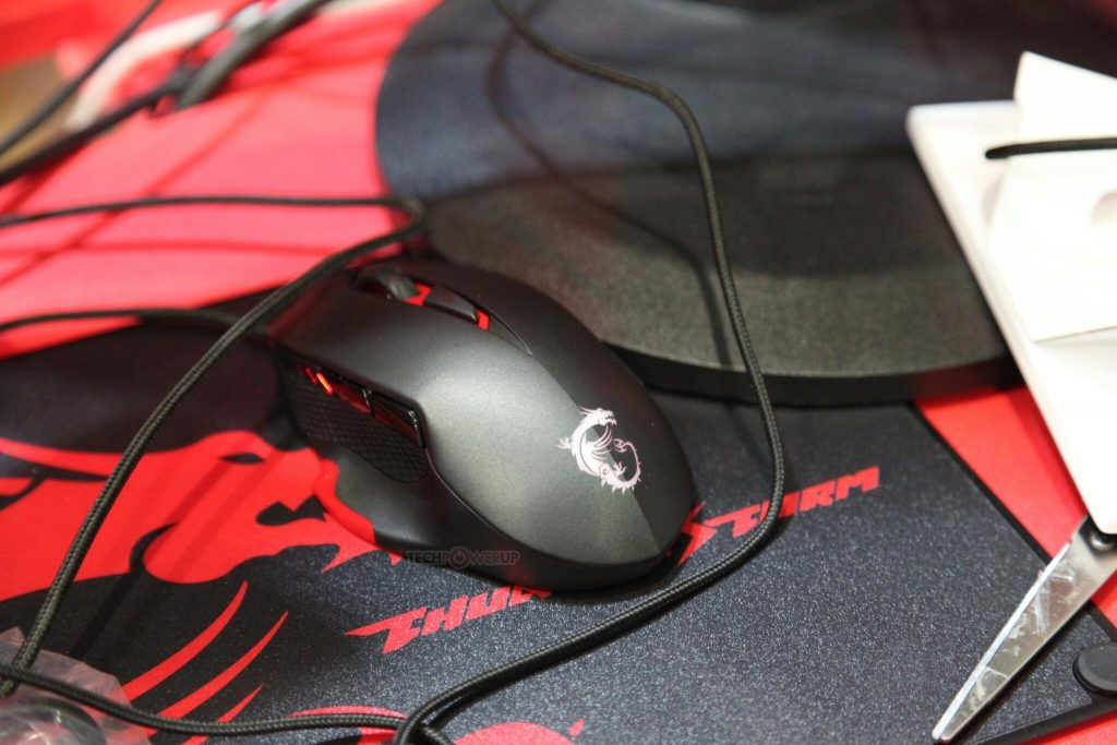 MSI Gaming peripherals 1
