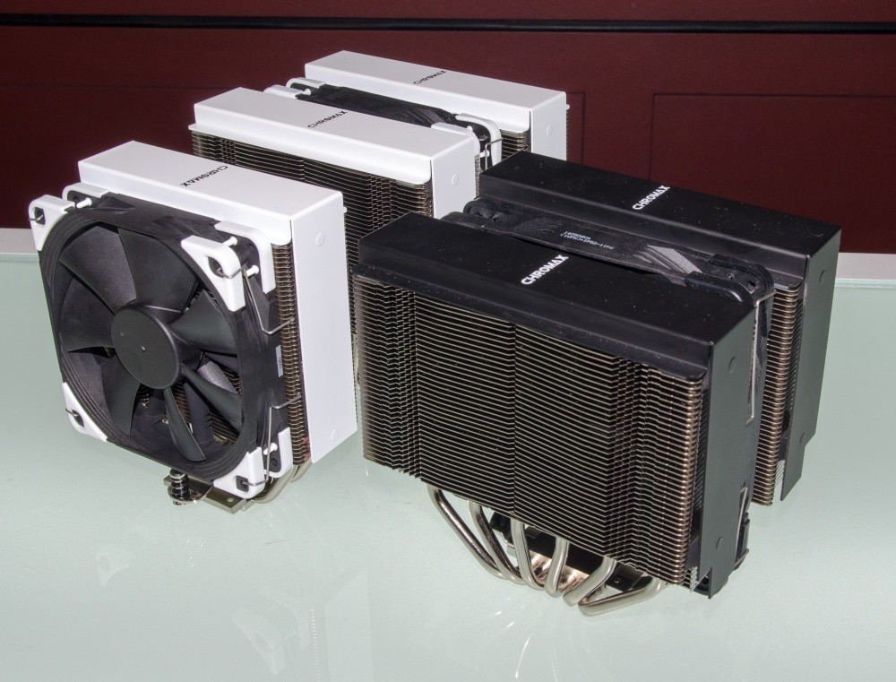 Noctua Heatsink Covers 1