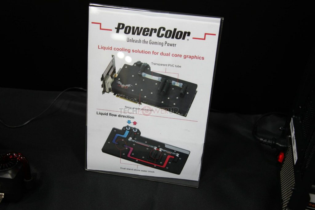 PowerColor Next-Gen LCS Liquid Cooling Solutions 1