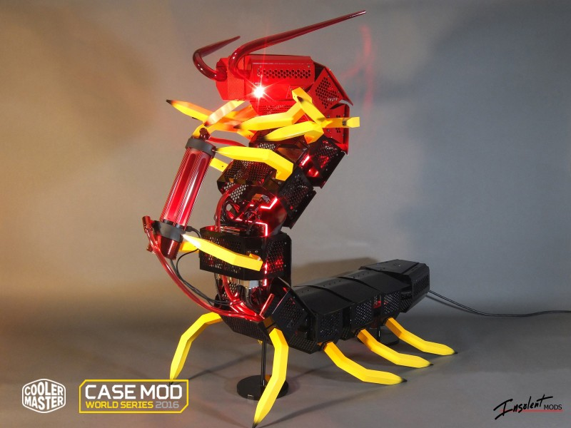 Winners of Case Mod World Series 2016 2