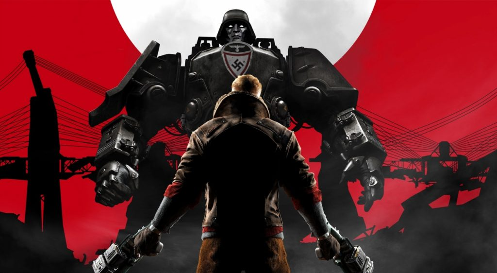 Wolfenstein The New Colossus 1