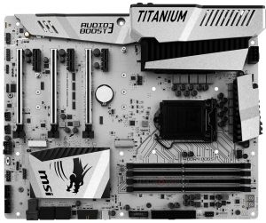 Z170A MPower Gaming Titanium 1