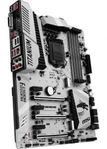 Z170A MPower Gaming Titanium 2