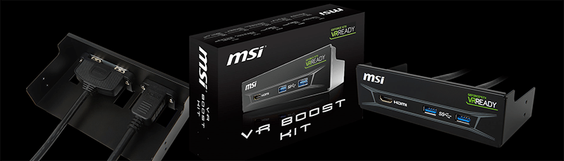 MSI VR BOOST KIT 1