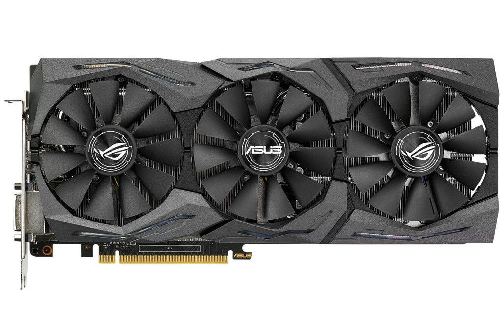 ROG Strix GeForce GTX 1060 1