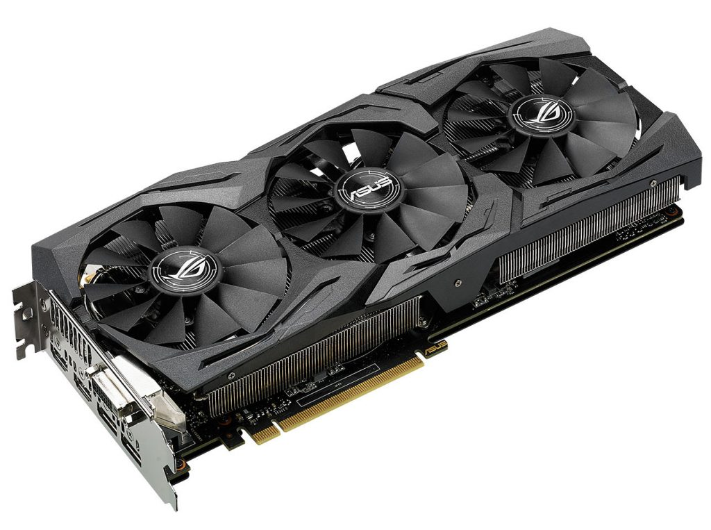 ROG Strix GeForce GTX 1060