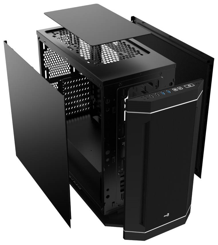 AeroCool DS-230 Chassis 1
