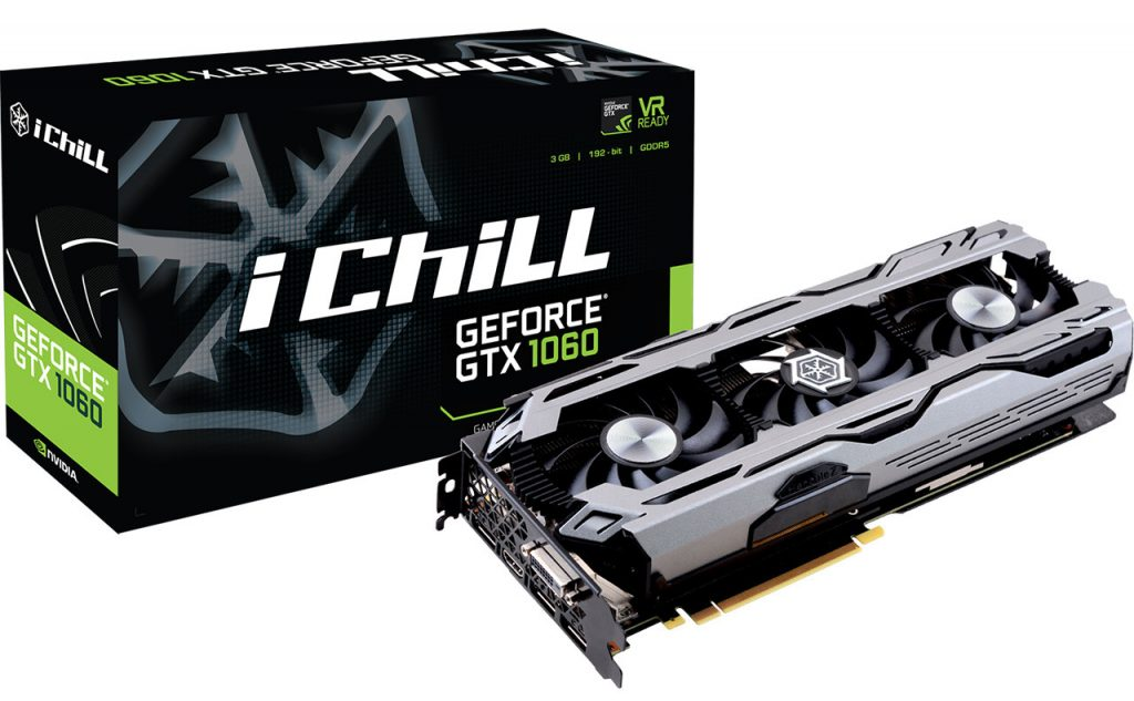 Inno3D GeForce GTX 1060 3GB