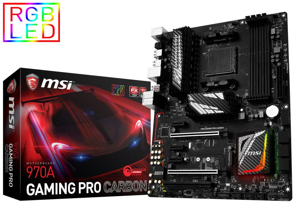 MSI 970A Gaming Pro Carbon 1