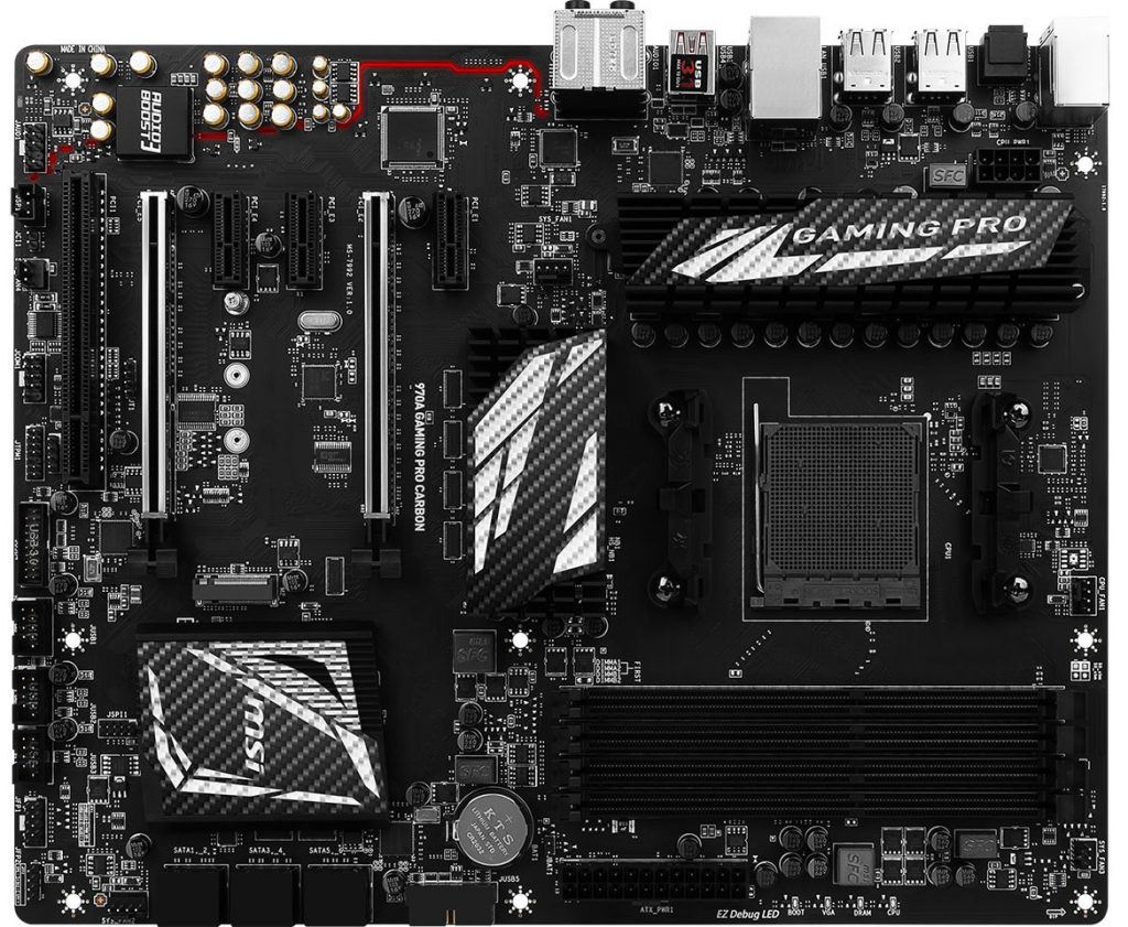 MSI 970A Gaming Pro Carbon 3