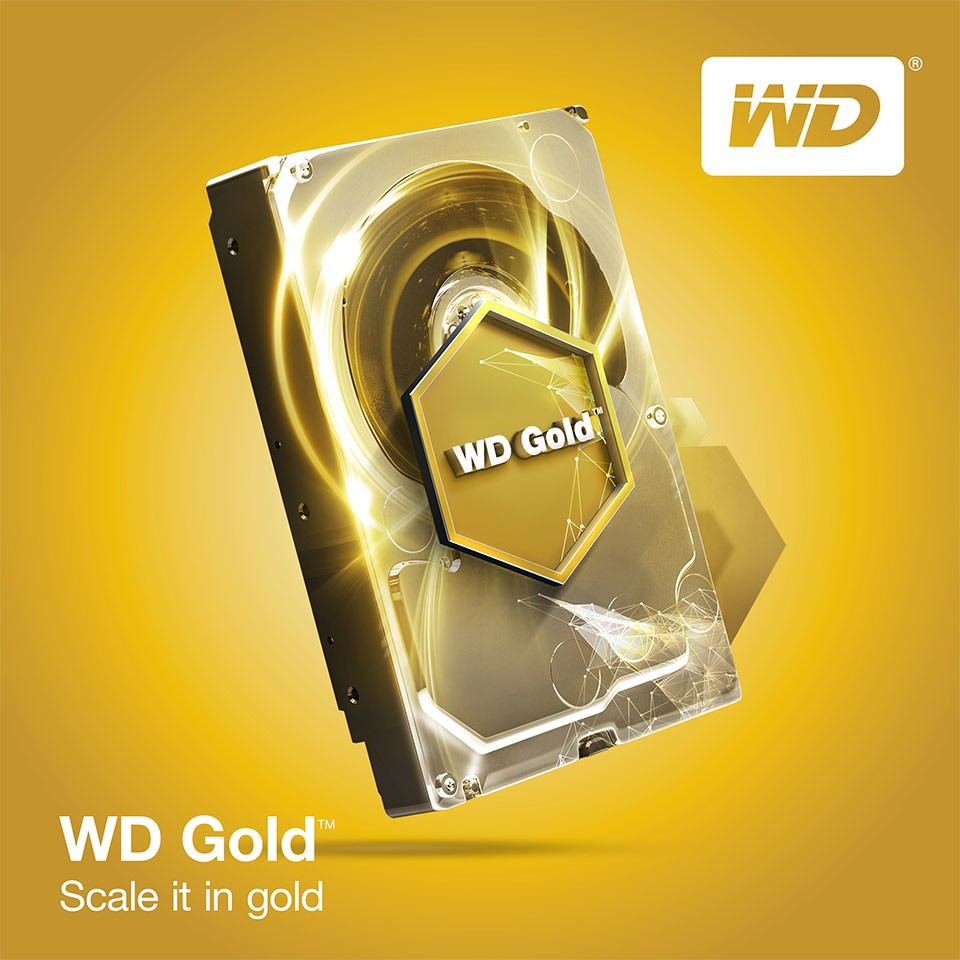 WD Gold Hard Drives
