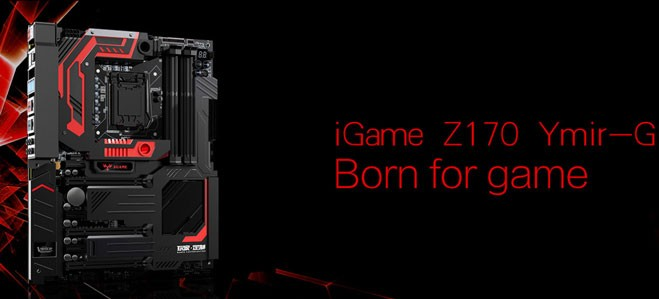 iGame Z170 YMIR-G 3