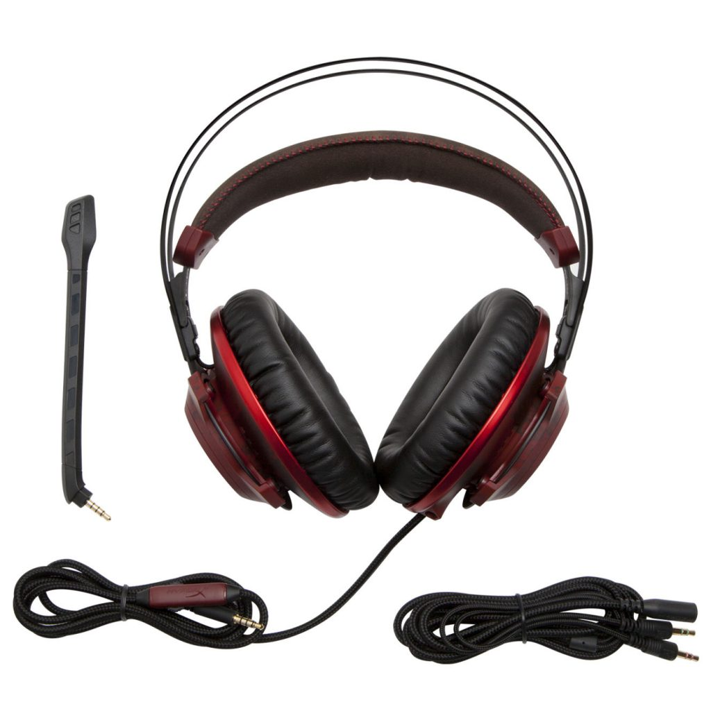 HyperX CloudX Revolver Gears of War Gaming Headset and Accessories