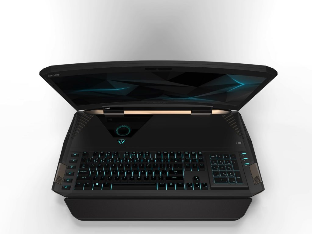 Predator 21 X gaming laptop 3