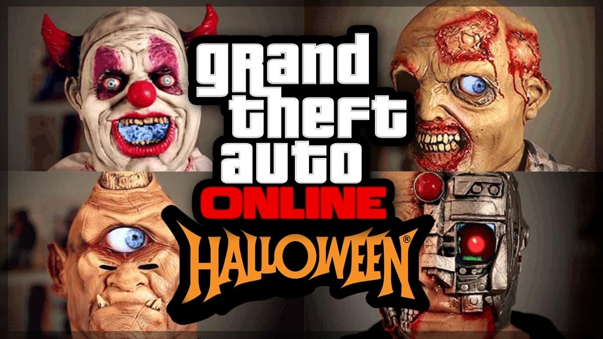 Rockstar has brought the Halloween into GTA Online with Halloween ...