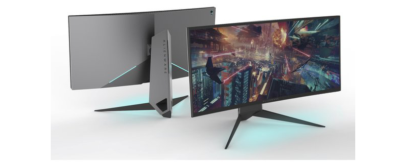 Alienware Releases Two New 240Hz Variable Refresh Rate Gaming Monitors