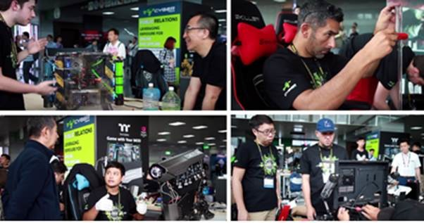 CyberMedia and TAITRA Bring Modding to the World Stage at COMPUTEX 2017