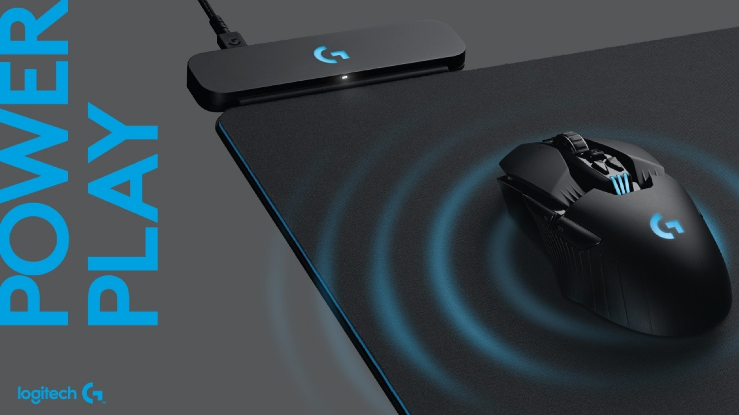 Logitech POWERPLAY Wireless Gaming Charging System