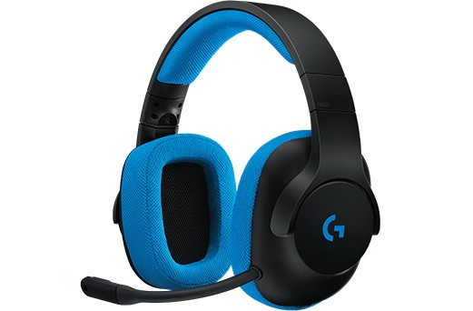 Logitech G Introduces Logitech G433 and G233 Gaming Headsets Designed for Everyday Life