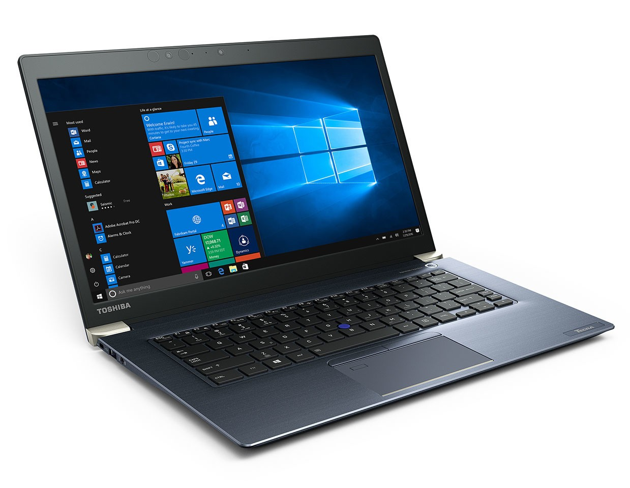 Toshiba Announces Availability Of New 14