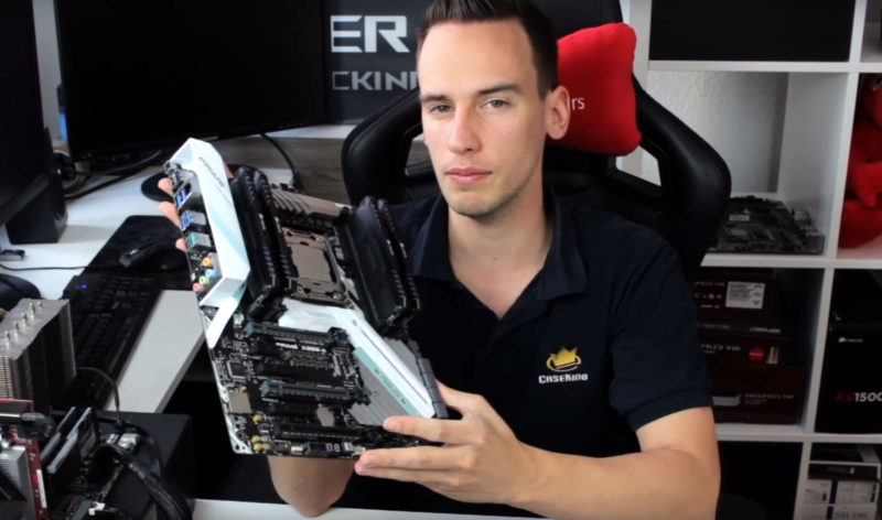 Intel's new X299 Motherboards are a