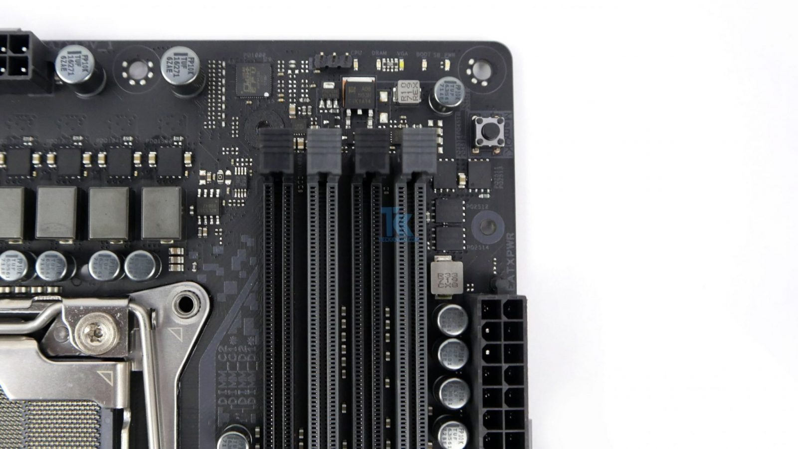 ASUS TUF X299 MARK-1 Motherboard Review