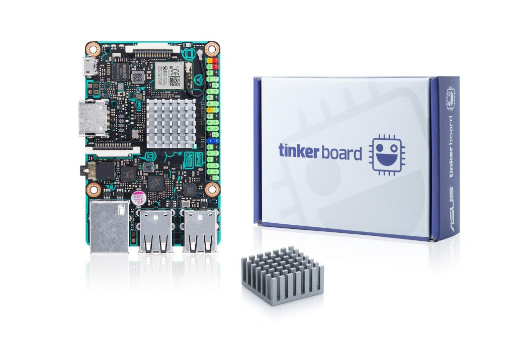 ASUS Launches Tinker Board in India