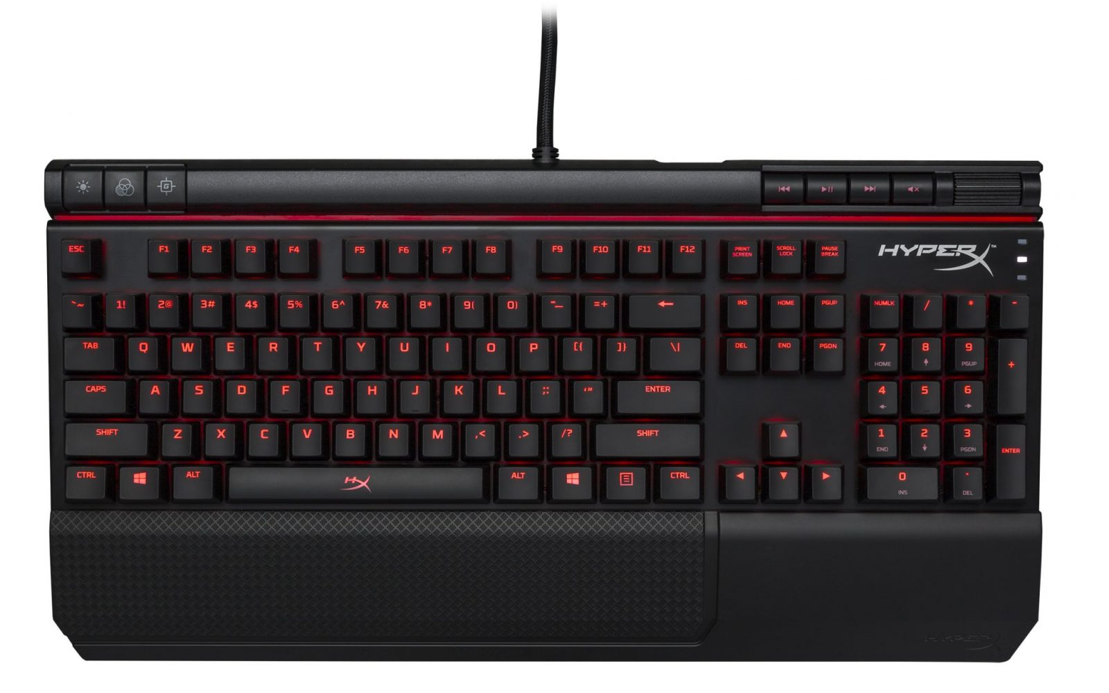 Accessories >> HyperX introduced HyperX Alloy Elite and TKL HyperX Alloy FPS Pro Gaming Keyboards