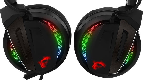 MSI Announces the Immerse GH70 Virtual 7.1 Gaming Headset
